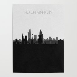 City Skylines: Ho Chi Minh City Poster
