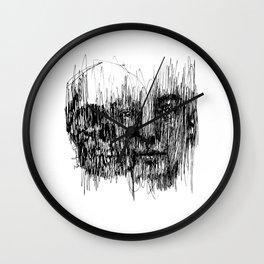Half Dead Wall Clock