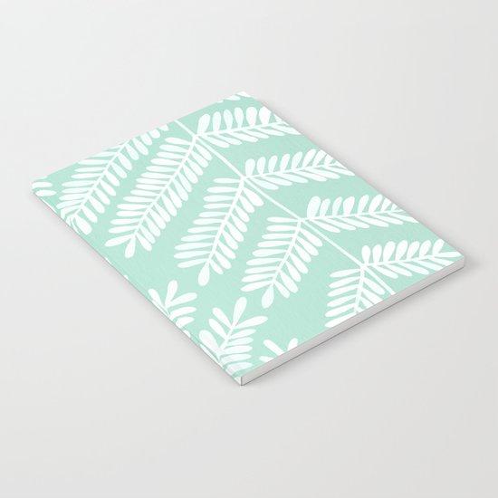 Mint Leaflets Notebook