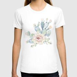 Perfect Cacti Rose T-shirt