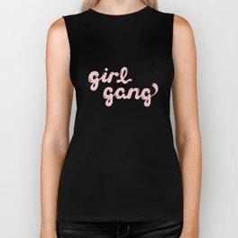 girl gang 2 Biker Tank