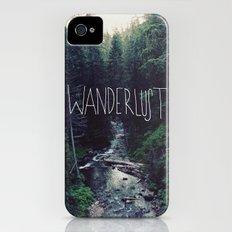 Wanderlust: Rainier Creek Slim Case iPhone (4, 4s)