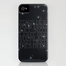 Macbeth iPhone (4, 4s) Slim Case
