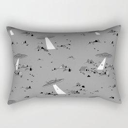 Abduction Party Rectangular Pillow