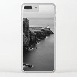 Neist Point Isle of Skye Clear iPhone Case
