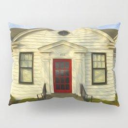 Red Door Pillow Sham
