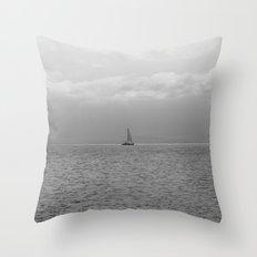 Amongst the Sea Throw Pillow