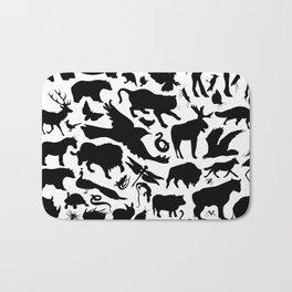 Animals of Africa Bath Mat