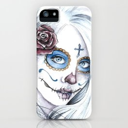 La Bella Muerte  iPhone Case