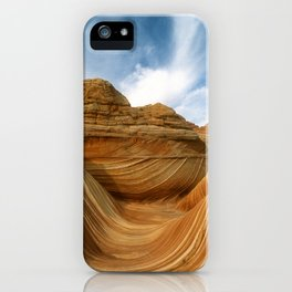 The Wave-Paria Wilderness iPhone Case