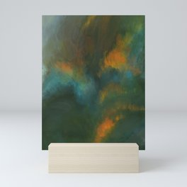 Meadow on Fire Mini Art Print