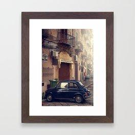 Fiatito Framed Art Print
