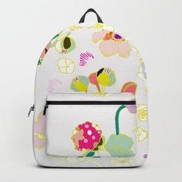 Aloha Volcano Raspberry Backpack