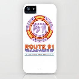 ROUTE 91 iPhone Case