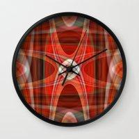 221b Wall Clocks featuring polar 221B by Matthias Hennig