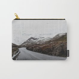 Exploring norwegian roads Carry-All Pouch