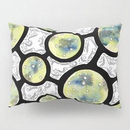 Ten of Microbes Pillow Sham