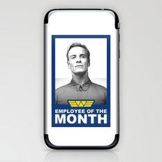Prometheus - David 8 - Employee of the month iPhone & iPod Skin