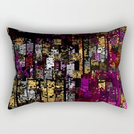 Beauiful Grunge Rectangular Pillow