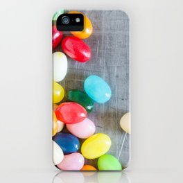 Jelly Beans 4 iPhone Case