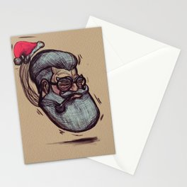 Saint Nick Stationery Cards