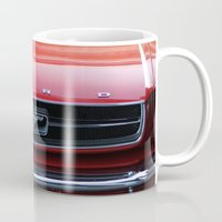 mustang Mugs featuring Mustang by JJ's Photography