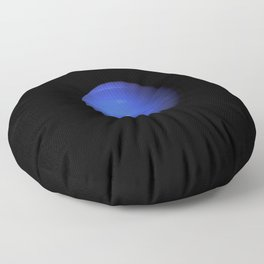 Nasa Picture 11: Neptune Floor Pillow