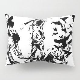 Famous also Fade Pillow Sham