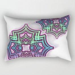 Star Gliph Rectangular Pillow