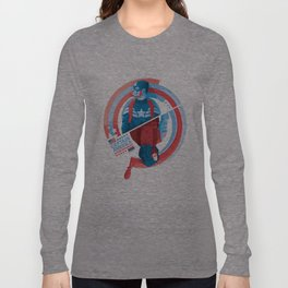 The Winter Soldier Long Sleeve T-shirt