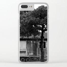 Armazém 1 - PB Clear iPhone Case