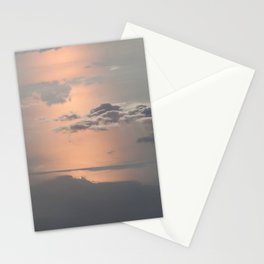 Sailing the Clouds Stationery Cards