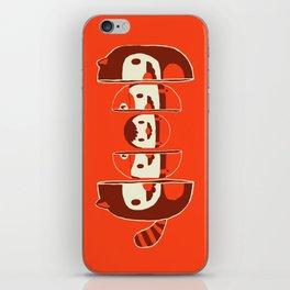 Mario-shka iPhone Skin