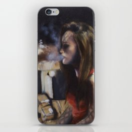 Leah iPhone Skin