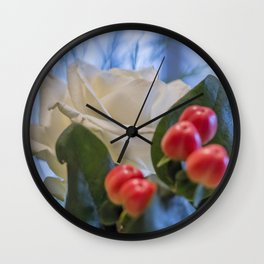 Pearl. Wall Clock