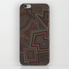 Conceptual iPhone Skin
