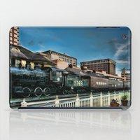 train iPad Cases featuring Train by SherriB