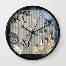 the nature of things Wall Clock