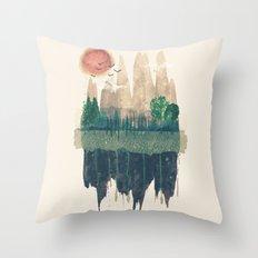 Hinterland Throw Pillow