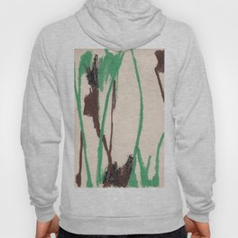 Abstract mint Hoody