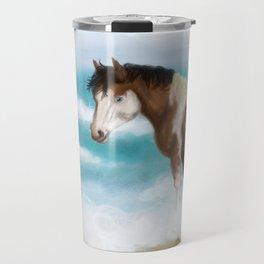 Chincoteague Travel Mug