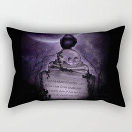 Crow Spirit Rectangular Pillow