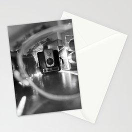 Cameras Through an Eyeglass (3 of 3) Stationery Cards