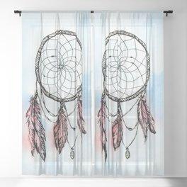 Dreamcatcher Dream Sheer Curtain