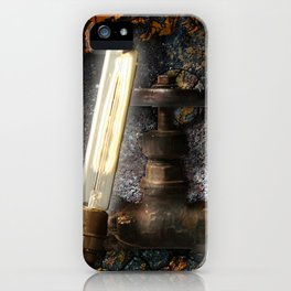 Untitled 2019, No. 12 iPhone Case