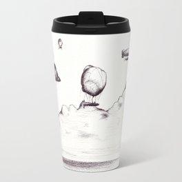 the crossing Travel Mug