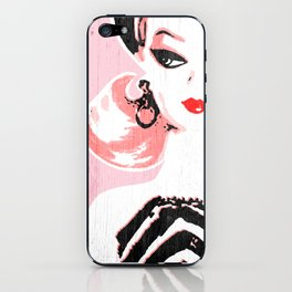 Classic Barbie iPhone Skin
