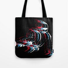 Rolling in the deep skateboard Tote Bag