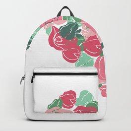Calla Heart Backpack