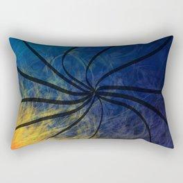 Relaxed Flow3 Rectangular Pillow